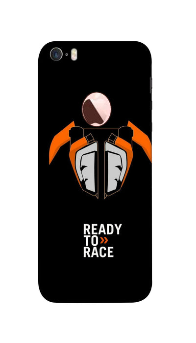 Ready to Race Hard Case For iPhone SE