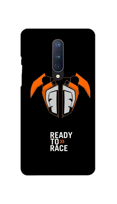 Ready to Race Hard Case For OnePlus 8