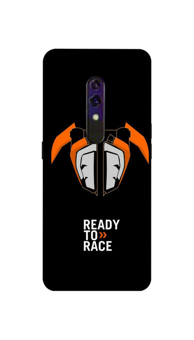 Ready to Race Hard Case For Oppo K3