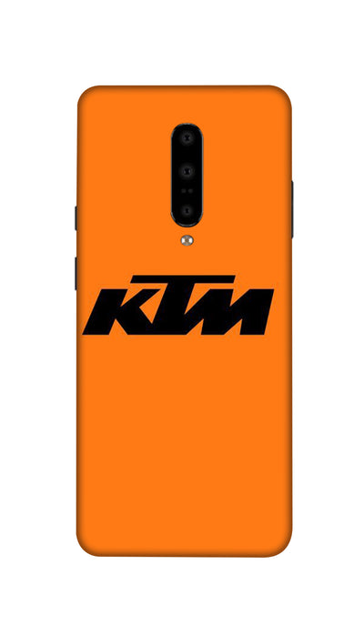KTM Hard Case For OnePlus 7