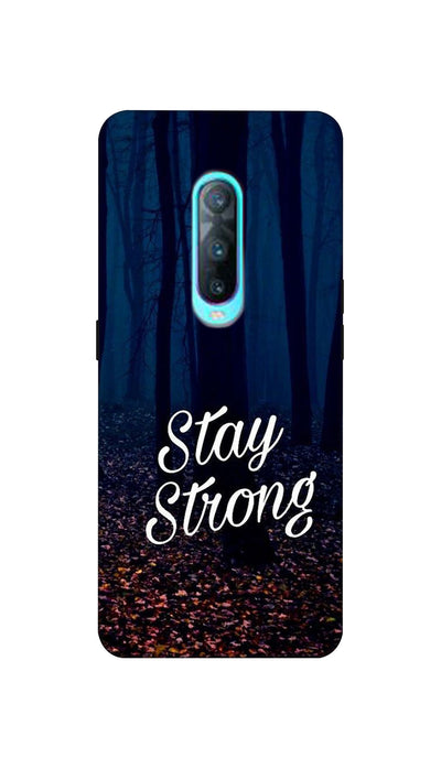 Stay Strong Hard Case For Oppo R17 Pro