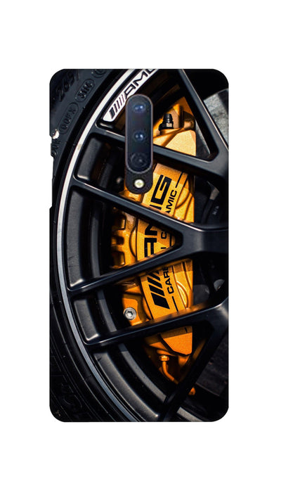 Car wheel Hard Case For OnePlus 8