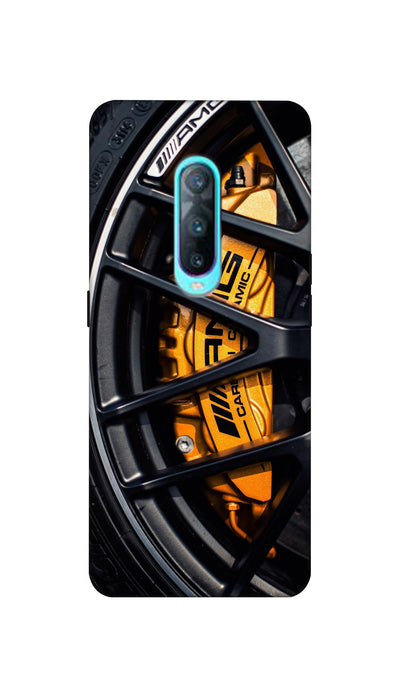 Car wheel Hard Case For Oppo R17 Pro
