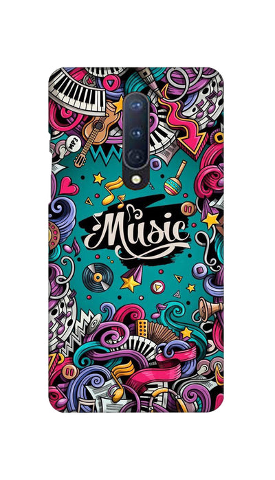 Music passion Hard Case For OnePlus 8