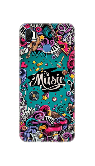 Music passion Hard Case For Honor Play