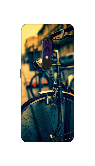 Cycle ride Hard Case For Oppo K3