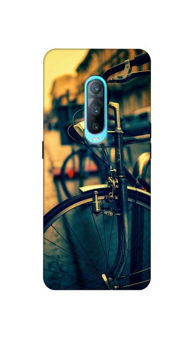 Cycle ride Hard Case For Oppo R17 Pro