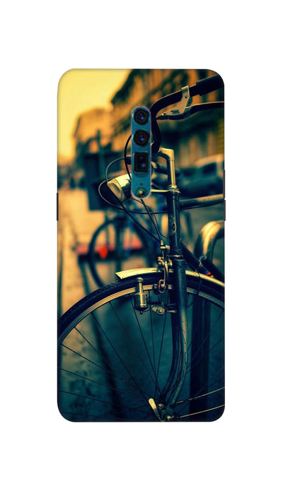 Cycle ride Hard Case For Oppo Reno