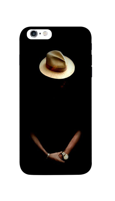 Mysterious man Hard Case For iPhone 6S Plus