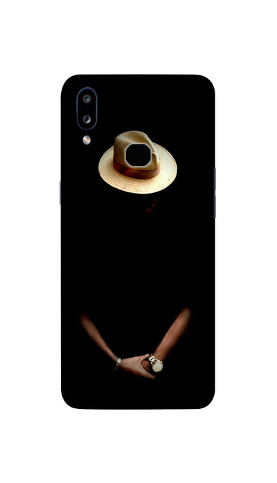 Mysterious man Hard Case For Samsung A10S