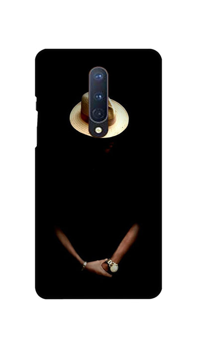 Mysterious man Hard Case For OnePlus 8