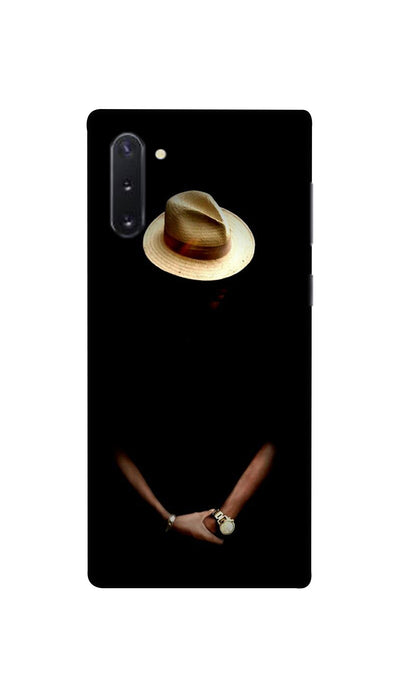 Mysterious man Hard Case For Samsung Note 10