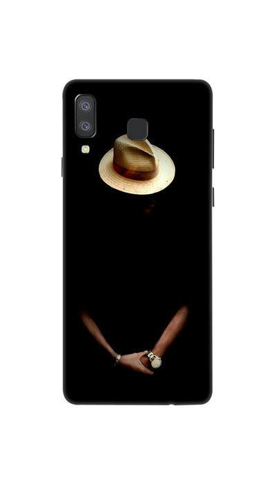 Mysterious man Hard Case For Samsung A8 Star