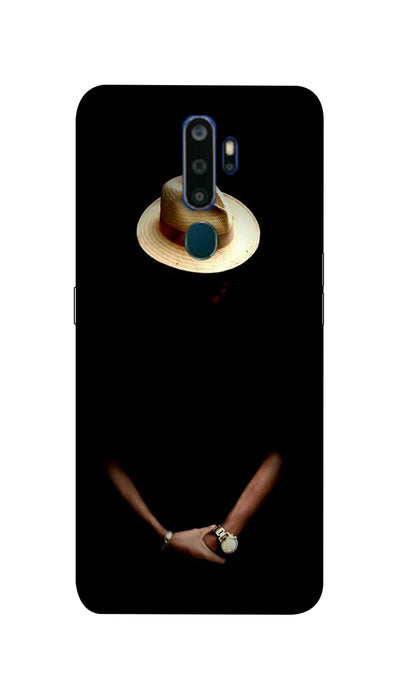 Mysterious man Hard Case For Oppo A9-2020