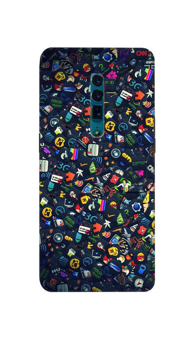 Phone world Hard Case For Oppo Reno