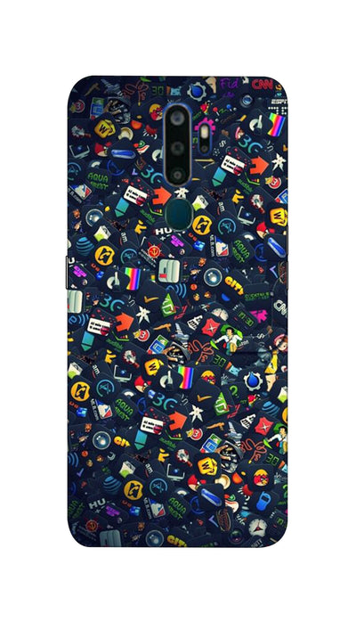 Phone world Hard Case For Oppo A9-2020