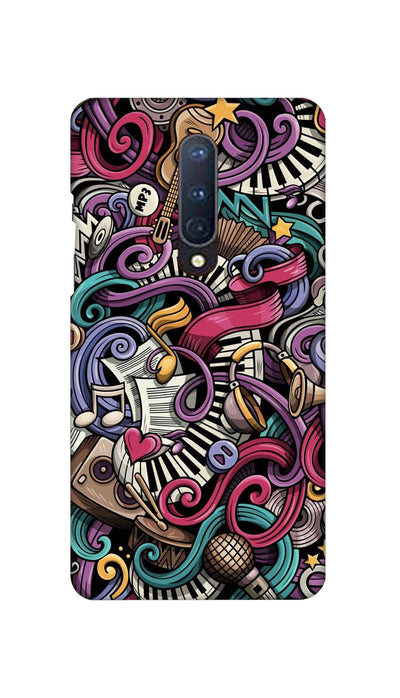 Music star Hard Case For OnePlus 8