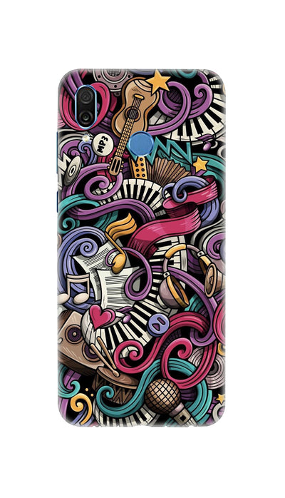 Music star Hard Case For Honor Play