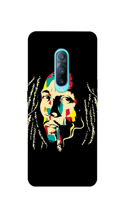 Bob  Marley fan Hard Case For Oppo R17 Pro