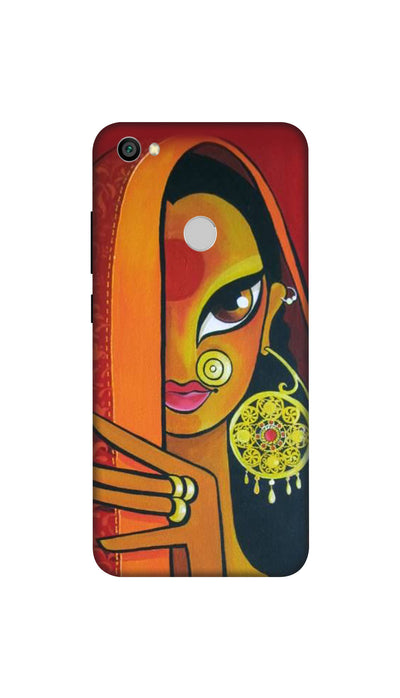 Artisitic painting Hard Case For Redmi Y1