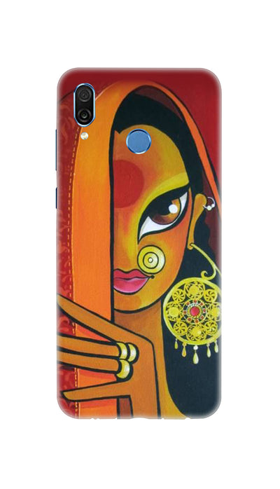 Artisitic painting Hard Case For Honor Play