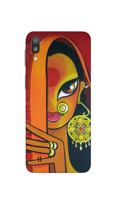 Artisitic painting Hard Case For Samsung M10