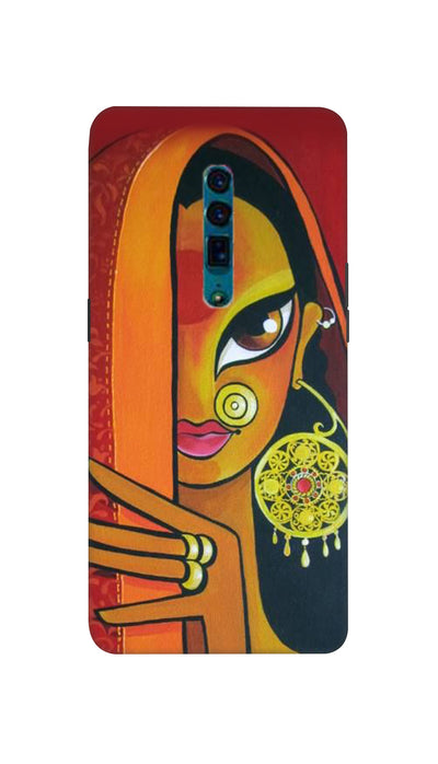 Artisitic painting Hard Case For Oppo Reno