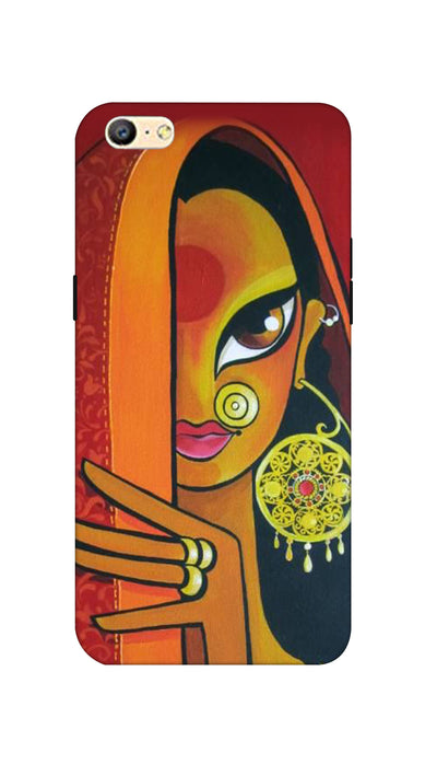 Artisitic painting Hard Case For Oppo A57