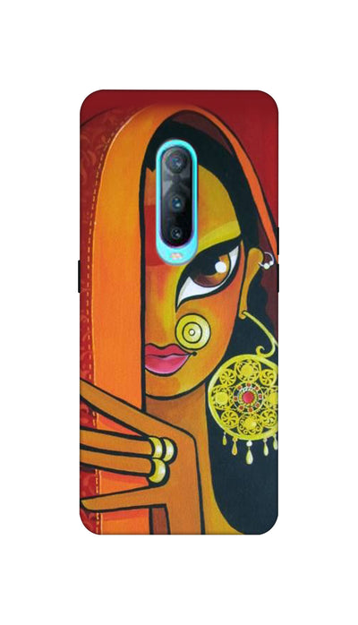 Artisitic painting Hard Case For Oppo R17 Pro