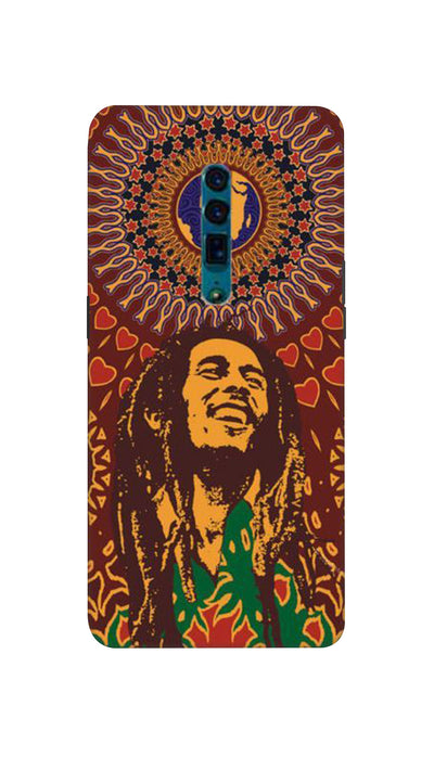 Bob Marley love Hard Case For Oppo Reno