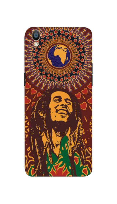 Bob Marley love Hard Case For Oppo F1 Plus