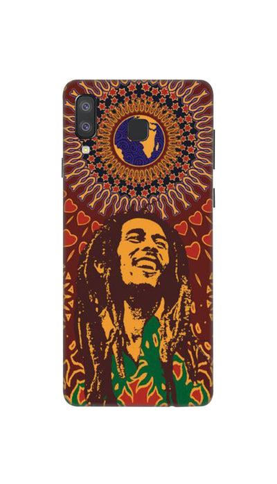 Bob Marley love Hard Case For Samsung A8 Star