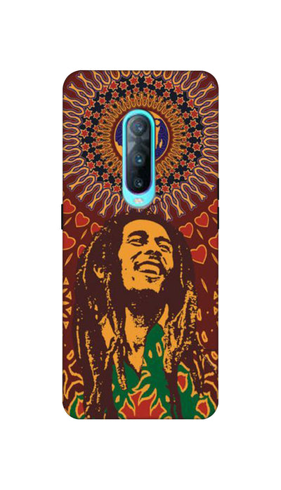 Bob Marley love Hard Case For Oppo R17 Pro