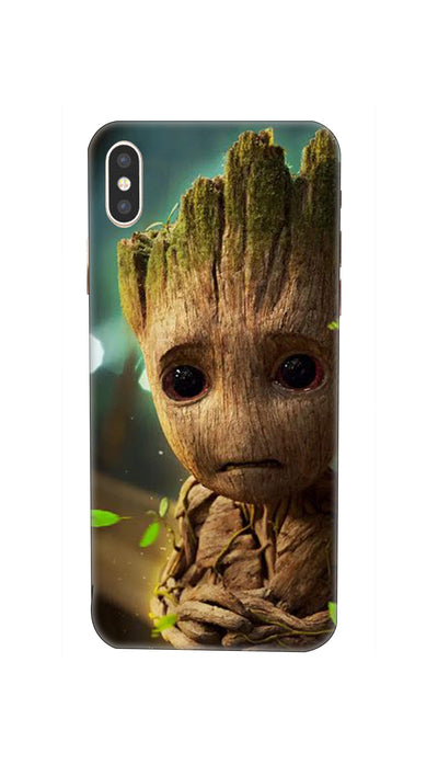 Groot Hard Case For iPhone XS