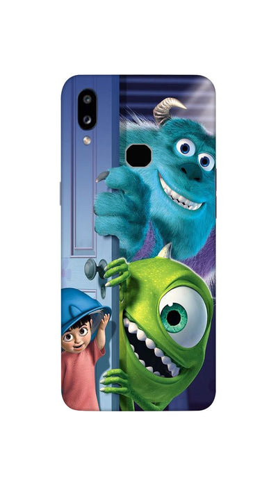 Cartoon charaters Hard Case For Samsung A10S