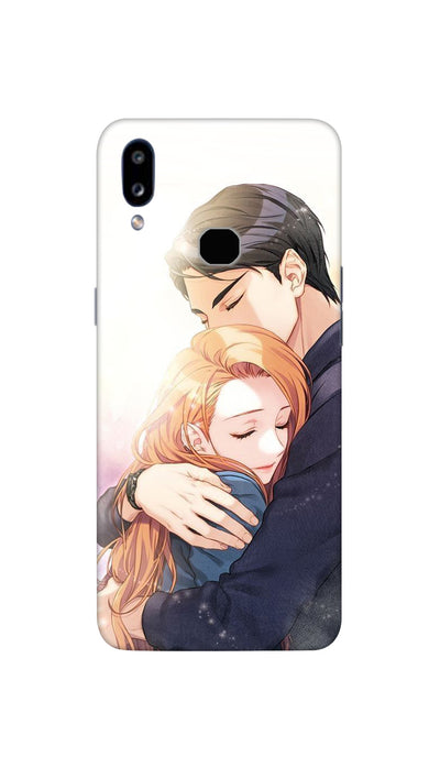 Perfect Couple Goals Hard Case For Samsung A10S