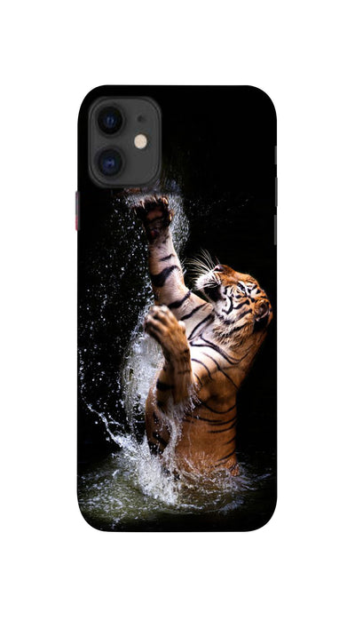 Tiger  Hard Case For iPhone 11