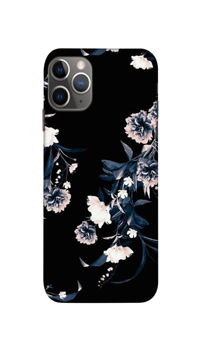 Printed  flowers design Hard Case For iPhone 11 Pro