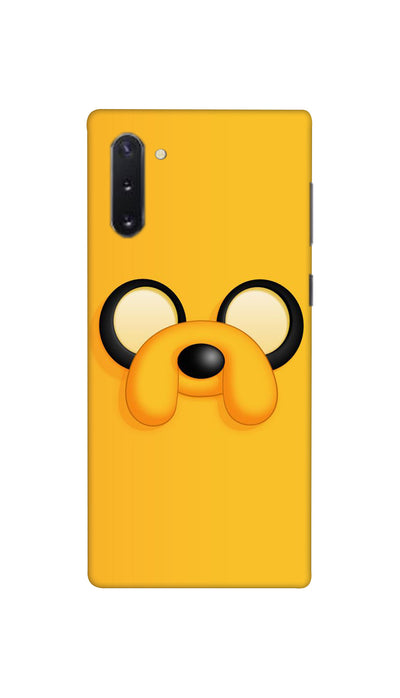 Yellow yellow dirty fellow Hard Case For Samsung Note 10
