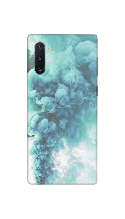 Blue Smoke Hard Case For Samsung Note 10