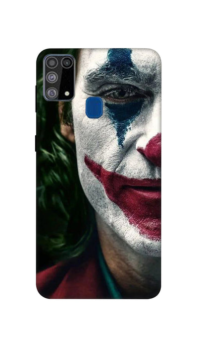 Joker Face Hard Case For Samsung M31