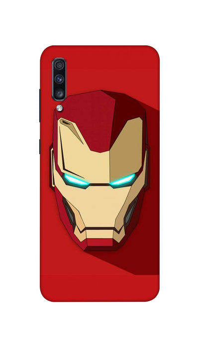 Iron Man Hard Case For Samsung A70S