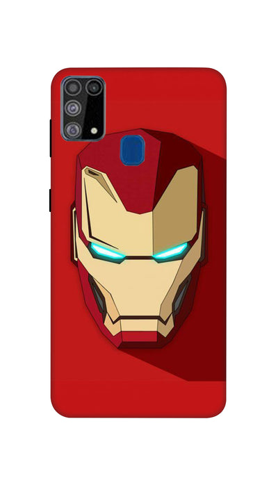 Iron Man Hard Case For Samsung M31