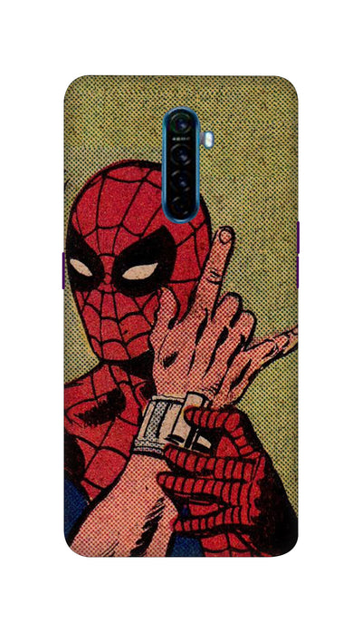 Spider Man Hard Case For Oppo Reno Ace