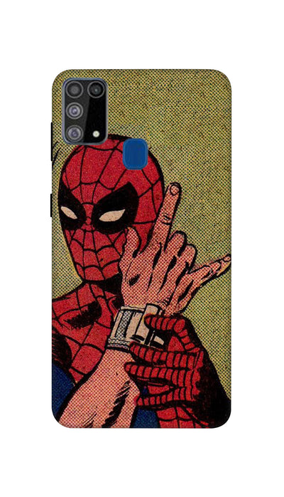 Spider Man Hard Case For Samsung M31