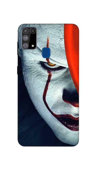 IT Character  Hard Case For Samsung M31