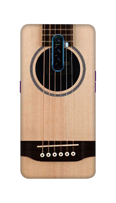 Guitar Strings Hard Case For Oppo Reno Ace