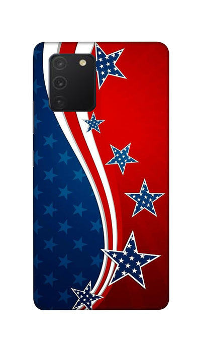 Usa Flag Hard Case For Samsung S10 Lite