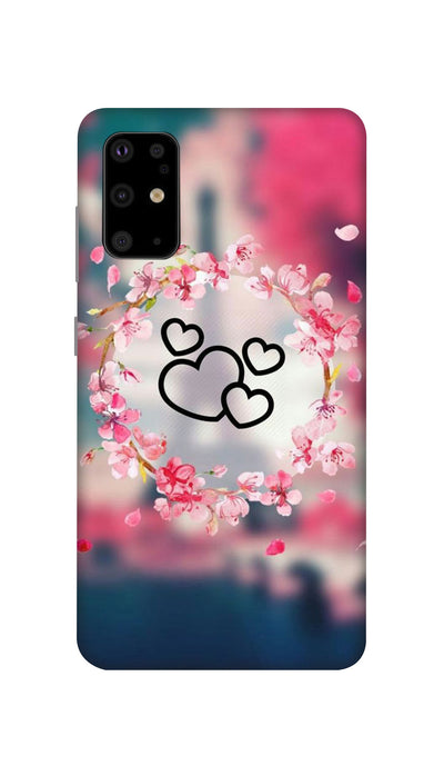 Flowering Hearts Hard Case For Samsung S11