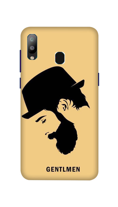 Gentlemen Hard Case For Samsung A40